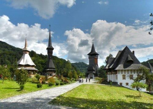 Obiective turistice în Maramureș!